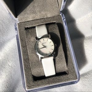 DKNY Mother-of-Pearl Watch